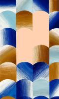 Gradient Lines 2 recolor A #110061
