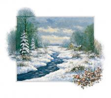 Winter Day #11733