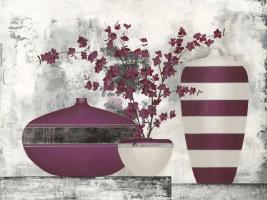 Violet & Silver #11753