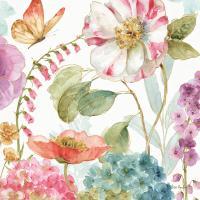 Rainbow Seeds Flowers II #20430