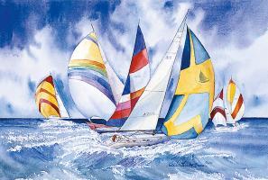 Sailboats #41265