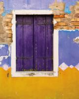 Windows of Burano IV #41610