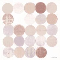 Dots II Square II Blush #42740