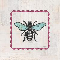 Bee Stamp Bright #42868