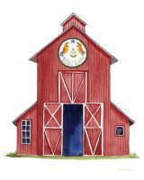 Life on the Farm Barn Element III #43136