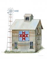 Life on the Farm Barn Element II #43135