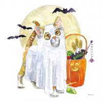 Halloween Pets V #43757
