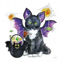 Halloween Pets VI #43758