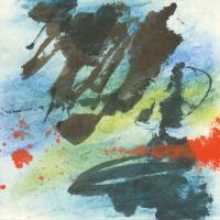 Graffiti Blue II #44541