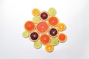 Sunny Citrus I #45708
