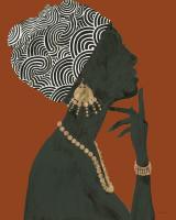 Graceful Majesty I Spice Crop #46336