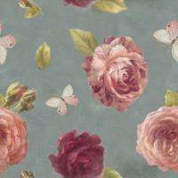 French Roses Pattern IB #46492