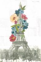 Floral Eiffel Tower #46628