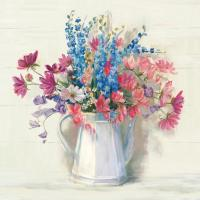 Ironstone Bouquet I Bright #46642