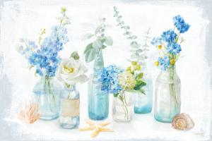 Beach Cottage Florals I #47119