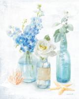 Beach Cottage Florals II #47120