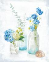 Beach Cottage Florals III #47121
