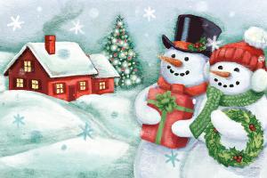 Classic Snowmen II #47163