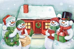 Classic Snowmen III #47164
