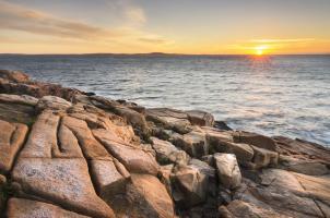 Acadia Sunrise #47839