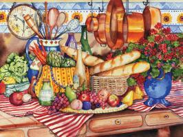 French Kitchen #47965