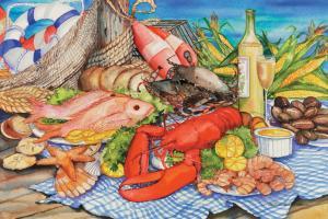 Seafood Platter #47966