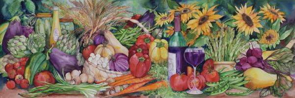 Vegetable Medley #47967