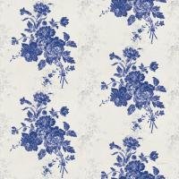 Toile Roses Pattern IVA #48215