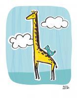 Wild About You Giraffe #48428