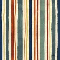 Blue Botanical Pattern III #48612