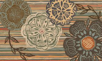 Woodcut Nature II #49185