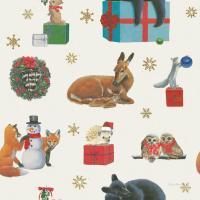 Christmas Critters Bright Pattern IIIB #49205