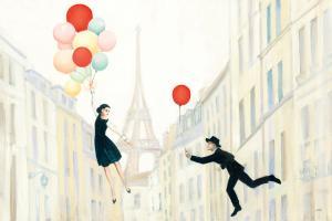 Aloft In Paris I #49845