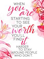 You Are Worth It #51807