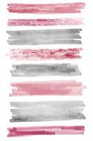 Blush Paint Streaks #52456