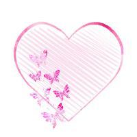 Butterfly Heart 2 #52961