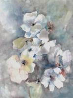 Watercolor Florals #52970