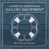 Vintage Sailing Knots X #54515