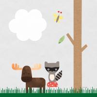 Woodland Animals I #55588