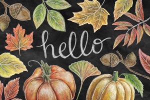 Harvest Chalk IX #55882