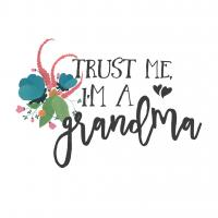 Harriet Floral Grandma Inspiration I #57252