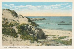 Beach Postcard V #57447
