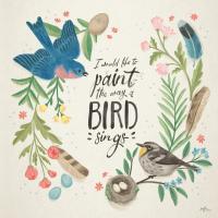 Bird Study V #58598