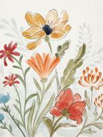 Spiced Petals III No Butterfly Crop #61343