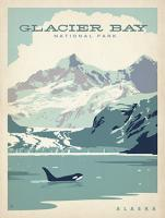 VINTAGE ADVERTISING GLACIER BAY ORCA USA #JOEAND 116279