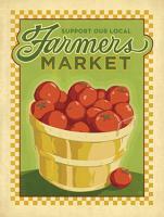 VINTAGE ADVERTISING FARMERS MARKET #JOEAND 116833