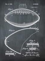 Football, 1938-Chalkboard #BE112983