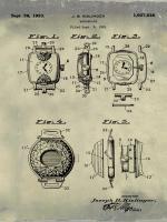 Warhol Watch, 1991 #BE113058