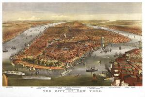 The City of New York #BE113607