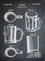 Beer Mug 1951 Chalk #BE113830